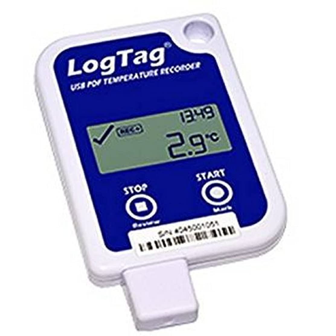 LogTag UTRID-16 USB PDF Temp Recorder with NIST Certificate