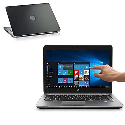 "COMPUTER PORTATILE Notebook Ultrabook HP 840 G1 LED 14"" i5 4300U fino a 2.9 GHz Touchscreen TOUCH Webcam 720p Smartworking Laptop (Ricondizionato) (8GB RAM SSD 240GB)"