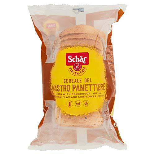 Schar céréales Maître Baker pain aux céréales sans gluten 300g