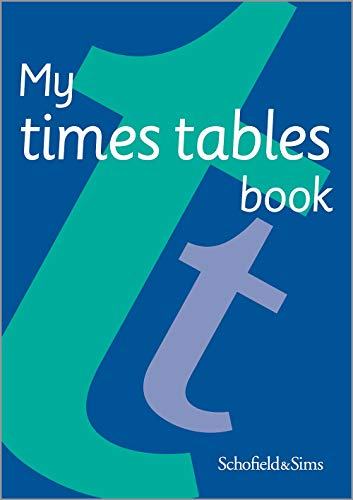 My Times Tables Book