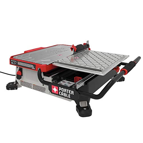 Product Image of the PORTER-CABLE PCE980 Wet Tile Saw