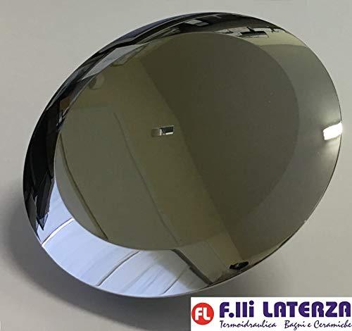 Geberit Uniflex Ablaufabdeckung D90 hochglanz-verchromt 150275211
