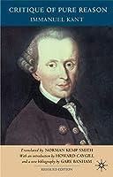 Critique of Pure Reason, Second Edition