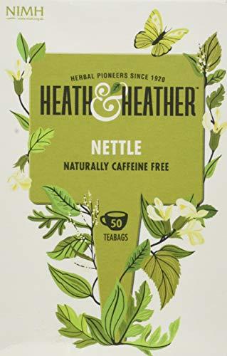 Heath & Heather Nettle 50 Tea Bags, 100 g