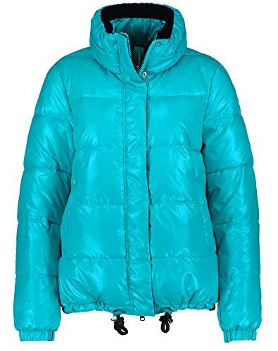 Taifun Outdoorjacke Nicht Wolle Veste, Bleu Glacier, 46 Femme