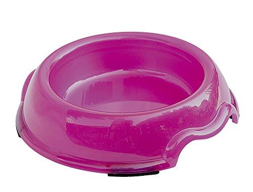 Nobby Kunststoffnapf transparent pink 1000 ml