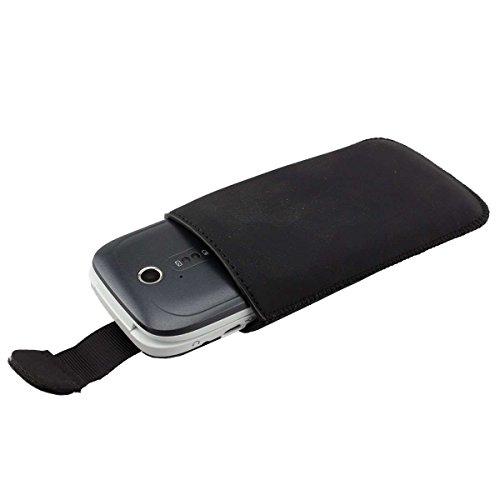 caseroxx Slide-Etui für Doro 6030/6031 / 6050/6051, Tasche (Slide-Etui in schwarz)