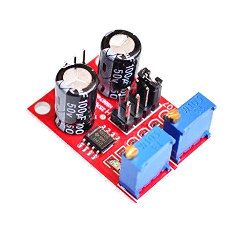 LSS-MDS Ciclo Modulo NE555 a frequenza variabile, Motore Passo-Passo