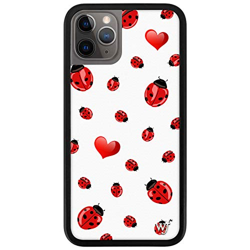 Wildflower Limited Edition Cases Compatible with iPhone 11 Pro (Lady Bugs)