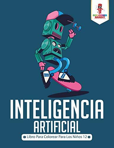 Inteligencia Artificial: Libro Para Colorear Para Los Niños 12