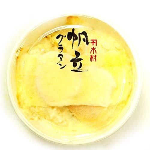 冷凍惣菜 無添加 木村商店 焼帆立グラタン 120g 6パック