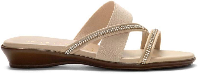 Italian shoesmakers Women's 4280V9 Nude 6.5 M US