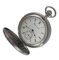 Personalized Meisterwerk MechanicalステンレススチールPocket Watch m1881