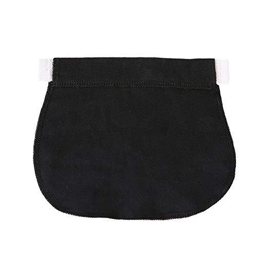 Starter Extension de Ceinture de Grossesse, Pantalon Élastique Extension de Taille de Maternité pour Femmes Enceintes/Mères, Élastique Réglable, la Solution de Maternité.