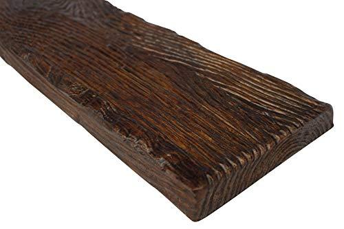 2 Meter | Brett | PU | Holzoptik | Deco Wood | 190x35mm | ET305.D