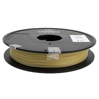 Gizmo Dorks 3mm  2.85mm  PVA Filament 0.5kg for 3D Printers Natural