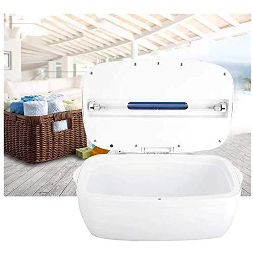 MOKY 6.5L Grande stérilisateur UV Box Nail Art Nettoyage lumière ultraviolette désinfectantes Machine pour Nettoyage des Ongles tenailles Brucelles Téléphone Mobile -13W