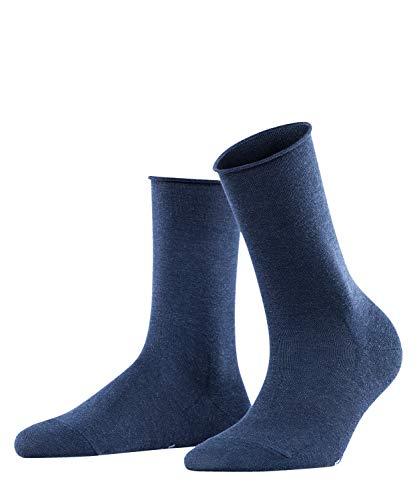 FALKE Damen Socken Active Breeze, Lyocellmischung, 1 Paar, Blau (Navy Blue 6499), 39-42