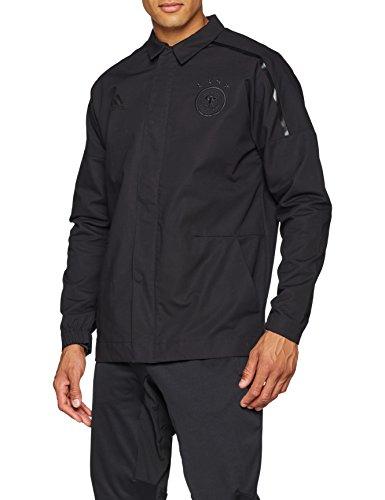 adidas Herren DFB Z.N.E Jacke, Black, XL
