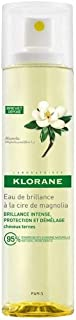 Klorane Shine Enhancing Leave-in Spray with Magnolia for Dry, Dull Hair, Paraben, Silicone, Sulfate Free, 3.3 oz.
