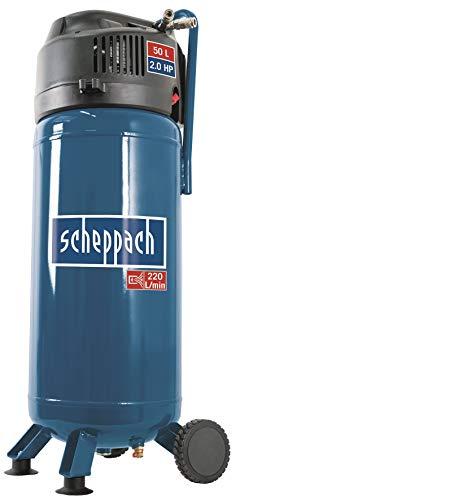 Scheppach Kompressor VC52Pro SE +13 tlg. Zubehörset Verdichter Luftkompressor