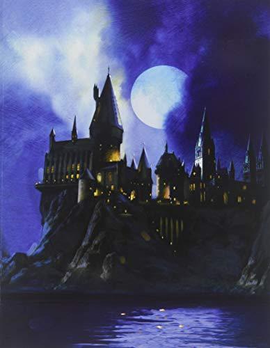 Harry Potter: Hogwarts Castle Pop-Up Card