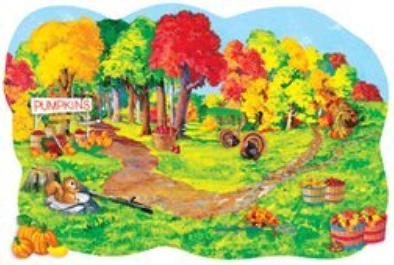 Fall Harvest Flannelboard Pre-Cut Set by Little Folk Visuals