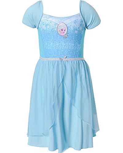 Disney Eisprinzessin Frozen ELSA Nachthemd Gr. 104, 110, 116, 122/128 Größe 104