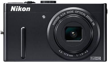 Nikon Coolpix P300 Digitalkamera (12 Megapixel, 4-fach opt. Zoom, 7,5 cm (3 Zoll)..
