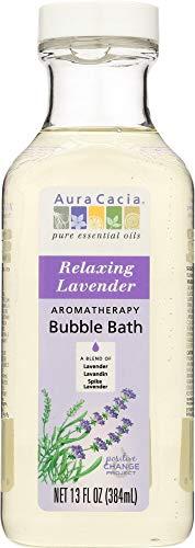 Aura Cacia (NOT A CASE) Aromatherapy Bubble Bath Relaxing Lavender