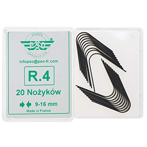 PSO Rillfit - Cuchilla de Corte para neumáticos R4 9-16mm