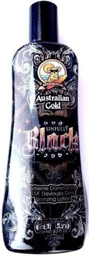 Australian Gold Sinfully Black Bronzer Tanning...