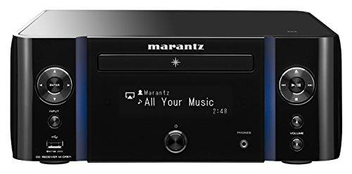 Marantz M-CR611 Melody Media (60 W, 90 dB, 5 Hz - 22 kHz) schwarz
