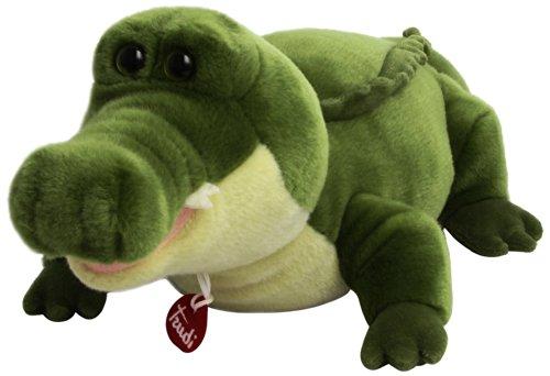 Trudi–27866–Plüsch–Krokodil Pedro