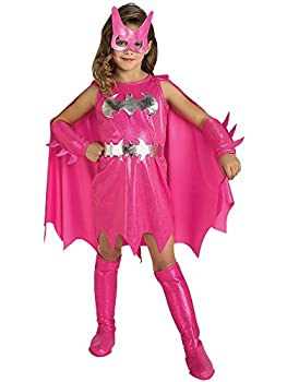 Rubie s Pink Batgirl Child s Costume Toddler 2-4