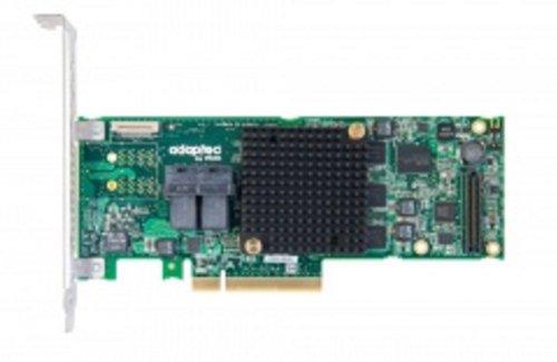 Adaptec 2942184 Speicher-Kontroller (8X PCI-e 3.0, SATA III, SAS, 1GB Speicher, RAID 0/1/5/6/10/50/1E/60)