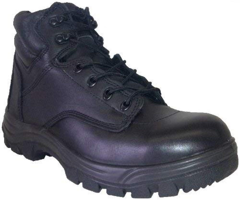 10  Dark Brown Tumbled Leather Wellington - Footwear  Men's Footwear  Men's Work