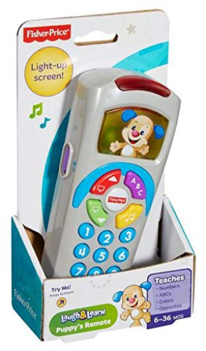 Save %34 Now! Fisher-Price Laugh & Learn Puppy's Remote