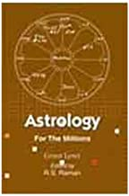 Astrology for the Millions by Grant Lewi (2007-12-31)