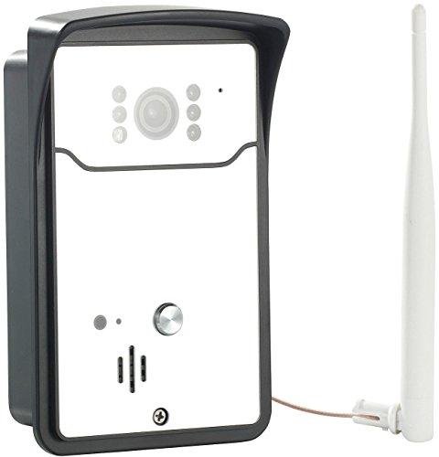 CASAcontrol Türsprechanlage WLAN: App-gesteuerte Türsprechanlage mit HD-Video & Tür-Öffner-Funktion (WiFi Türsprechanlage)