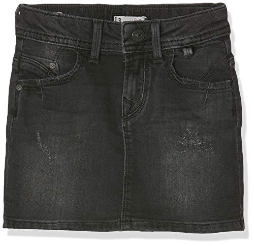 LTB Jeans Mädchen Adrea G Rock, Schwarz (Norine Wash 51937), 110 (Herstellergröße: 5)