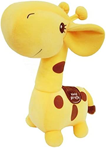 Giraffe 12 Prime Plush (Gelb With braun Dots) by Yes Anime