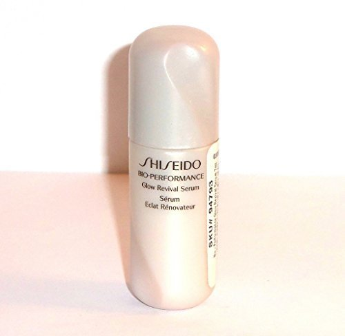Sheseido Bio-Performance Glow Revival Serum Deluxe Travel Size .23oz by Sheseido