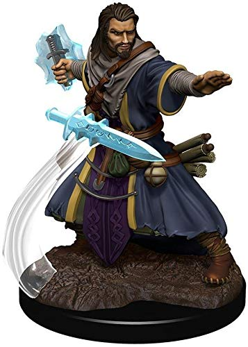 D&D Icons of The Realms Premium Figures: Male Human Wizard