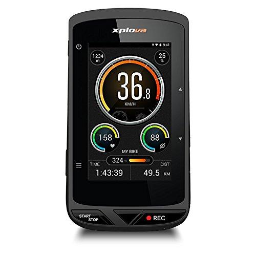 【本体、マウントのみ】Xplova(エクスプローバ) X5-Evo (X5 エボ) / HDビデオカメラ搭載 GPSサイクルコ...