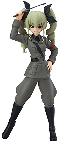 Max Factory Girls Und Panzer Figurine Anchovy Figfix