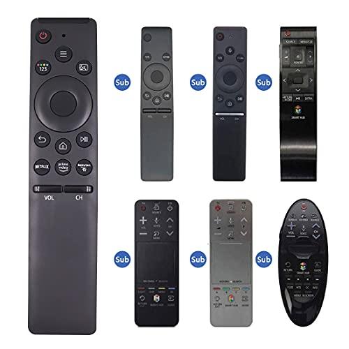 Mando a distancia universal compatible con Samsung QLED HDTV 4K UHD TV, sustituye al número BN59-01310A BN59-01310B BN59-01312D BN59-01312G BN59-01312H BN59-01312K BN59-01312L BN59-0131312L