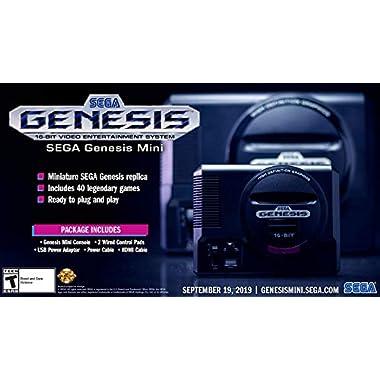 Sega Genesis Mini – Genesis