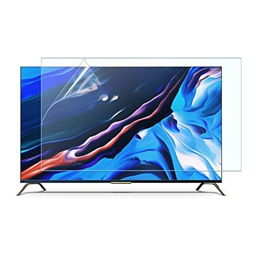 ASPZQ Antirreflejos de TV Película Protectora de Pantalla Anti Luz Azul para LG 32-75 Pulgadas Full HD LED Smart TV Protección para Los Ojos Accesorios de TV