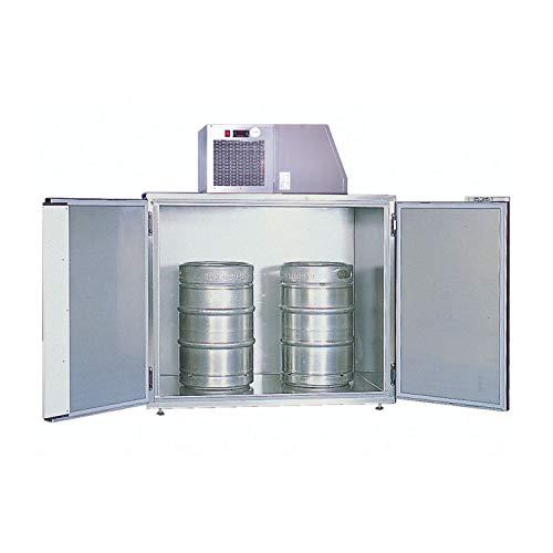ich-zapfe Pre-Enfriador de barriles de Acero galvanizado